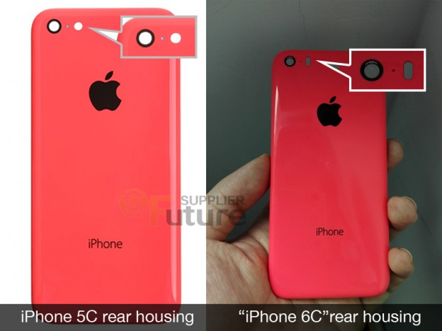 iPhone 6C Rear Housing-1