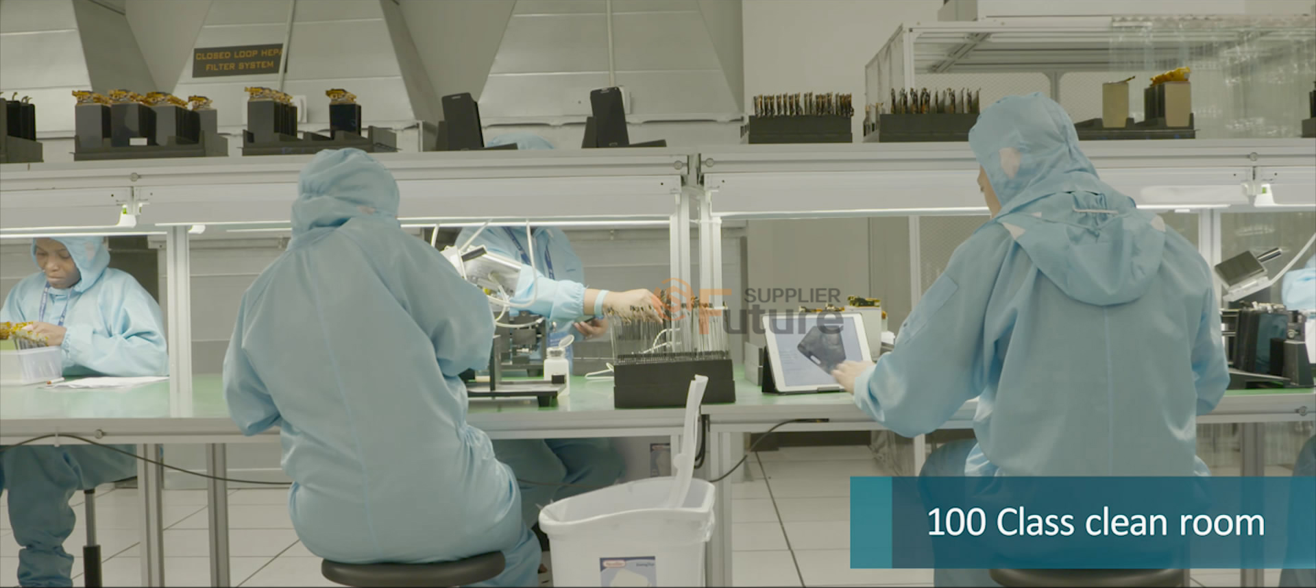 Clean Room: Why We Choose High Quality Refurbishment Material