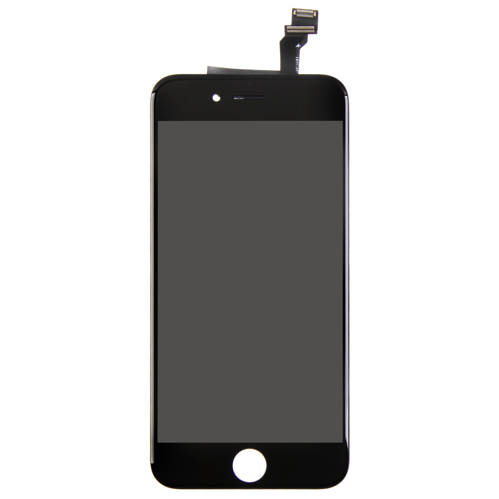 OEM Apple iPhone 6 (4.7-inch) LCD Screen and Digitizer Assembly with Frame - Black (3)