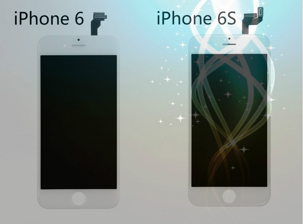 iPhone 6 TO 6s conver