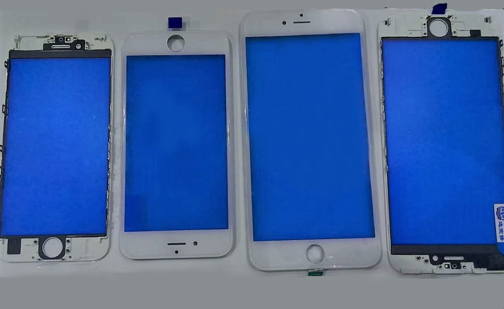 iPhone 6 lcd with pre-installed frame
