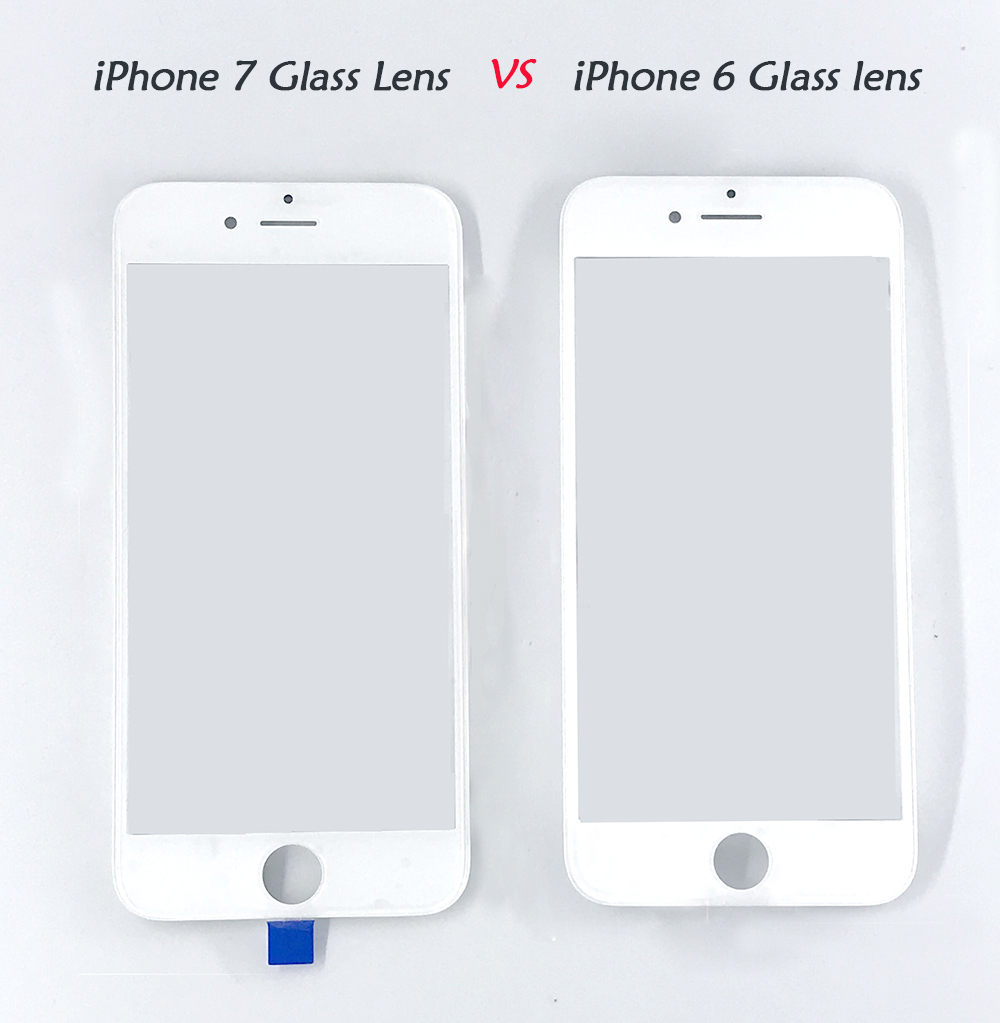 Glass lens comparison