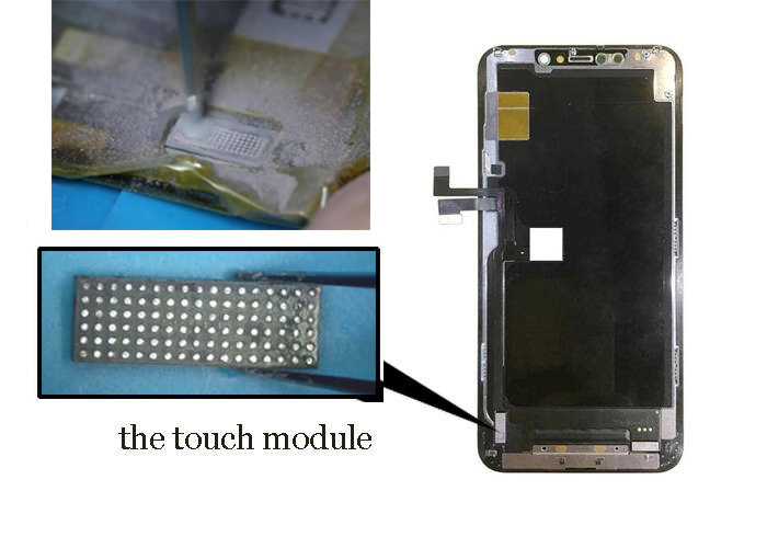 1-3 touch module