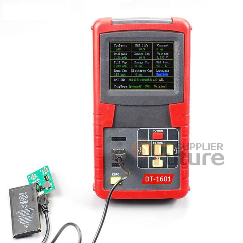 Apple Iphone Ipad Series Battery Tester Dt 1601