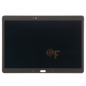 For Samsung Galaxy Tab S 10.5 SM-T800 LCD & Digitizer Assembly - Bronze - Samsung Logo - High Quality