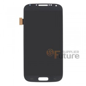 For Samsung Galaxy S4 SCH-I545/R970/SPH-L720/SGH-I337/M919 /GT-19505/I9500 LCD & Digitizer Assembly  - Black - With Samsung Logo - High Quality