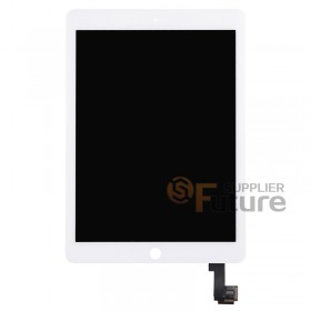 For iPad Air 2 LCD & Digitizer Assembly - White - High Quality