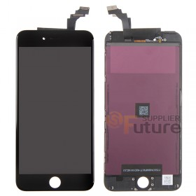 For Apple iPhone 6 Plus LCD & Digitizer Assembly with Frame - Black