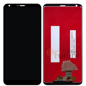 For LG G6 H871/H872//VS998/US997/LS993 LCD & Digitizer Assembly - Black - LG Logo - High Quality