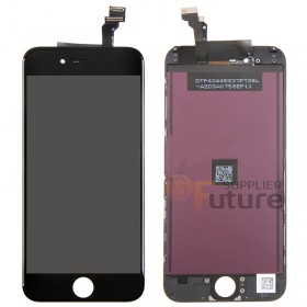 For Apple iPhone 6 LCD & Digitizer Assembly with Frame - Black - High Quality