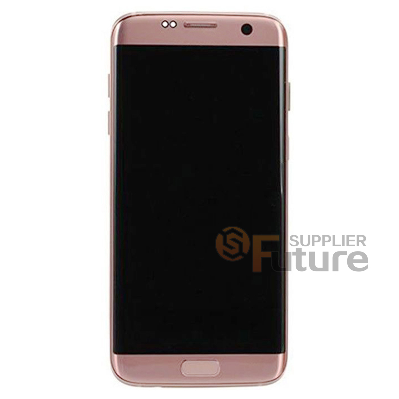 samsung s7 edge sm g935a lcd assembly with front frame. Black Bedroom Furniture Sets. Home Design Ideas
