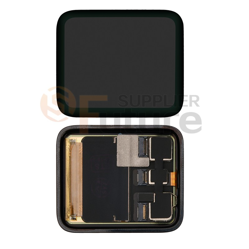 Apple Watch Series 3 Gps Lcd Screen Digitizer Assembly Black 42mm