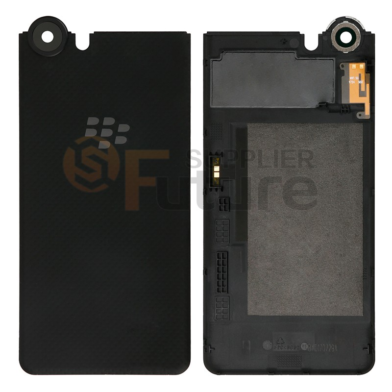 low priced 44fc9 111f8 Blackberry KEYone Battery Cover - Black