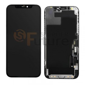 iPhone 12 12 Pro Incell LCD Screen Assembly with Frame Black