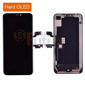 iPhone XS Max OLED Screen Digitizer Assembly with Frame Black