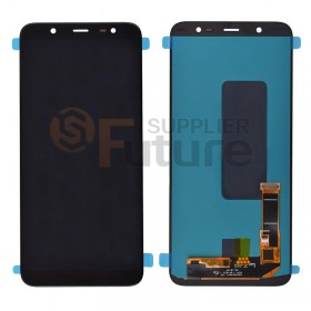 For Samsung Galaxy J8 (2018) J810 LCD & Digitizer Assembly - Black - High Quality