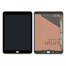 For Samsung Galaxy Tab S2 9.7 SM-T810 LCD & Digitizer Assembly - Black - Samsung Logo - High Quality